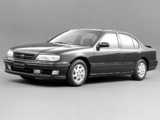 Pictures of Nissan Cefiro (A32) 1994–98