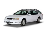 Pictures of Nissan Cefiro Wagon (WA32) 1997–2000