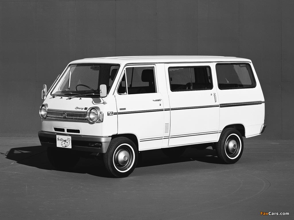 Images of Nissan Cherry Cab Coach (C20) 1970–78 (1024 x 768)