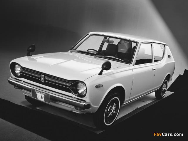 Images of Datsun Cherry Van (E10) 1972–74 (640 x 480)