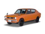 Datsun Cherry 4-door Sedan (E10) 1970–74 pictures