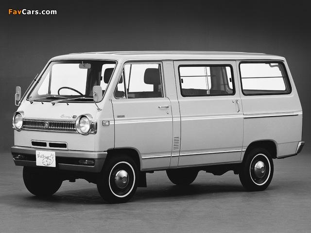 Nissan Cherry Cab Van (C20) 1970–78 pictures (640 x 480)