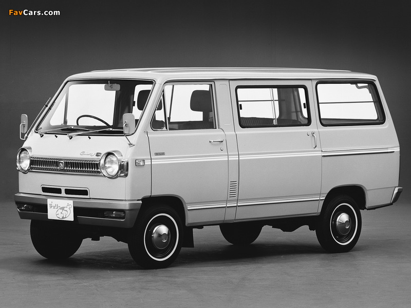 Nissan Cherry Cab Van (C20) 1970–78 pictures (800 x 600)