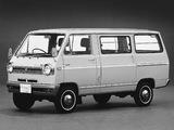 Nissan Cherry Cab Van (C20) 1970–78 pictures
