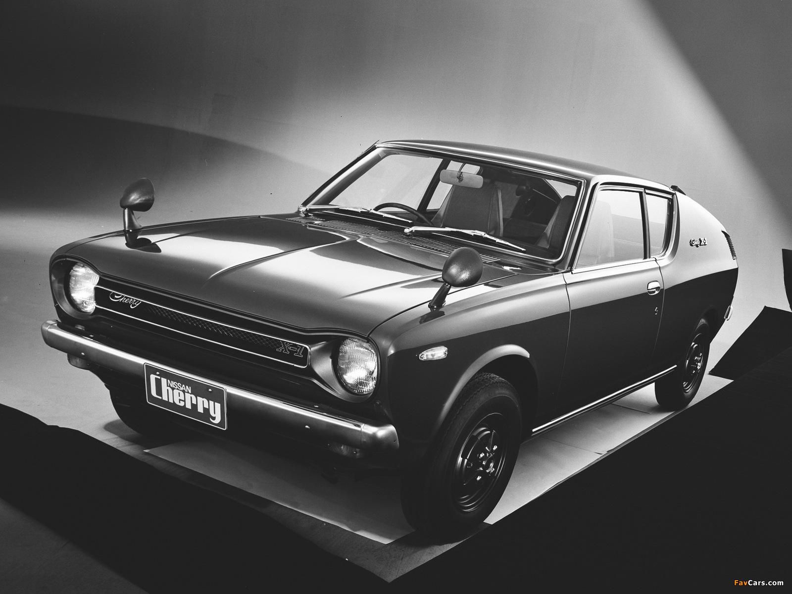 Datsun Cherry Coupe (E10) 1971–74 photos (1600 x 1200)