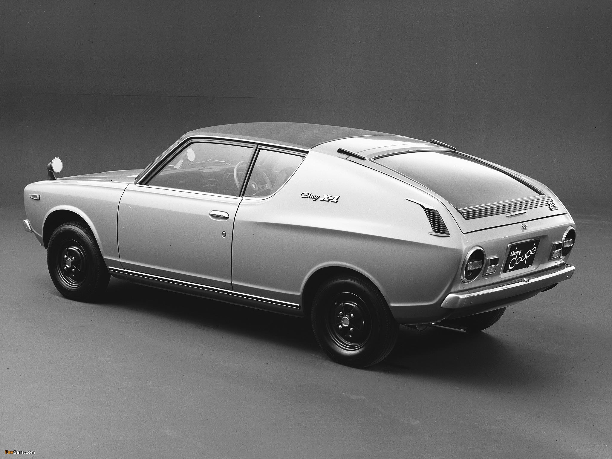 Photos of Datsun Cherry Coupe (E10) 1971–74 (2048 x 1536)