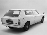 Photos of Nissan Cherry F-II Van (F10) 1974–78