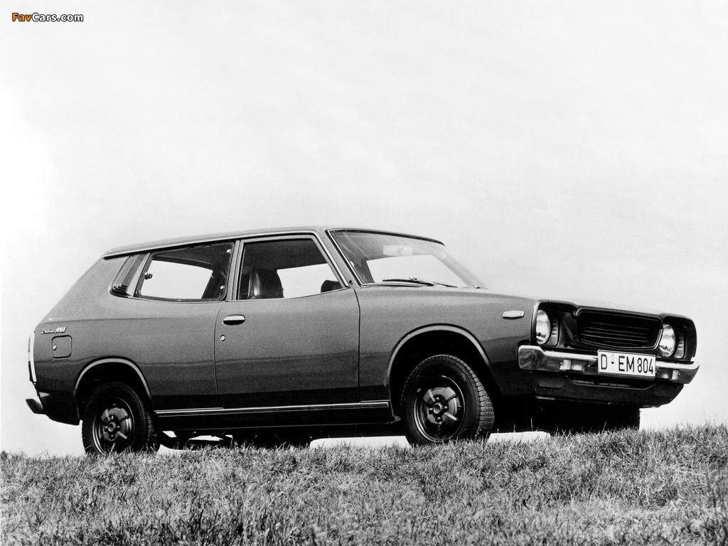 Photos of Nissan Cherry F-II Van (F10) 1974–78 (1024 x 768)