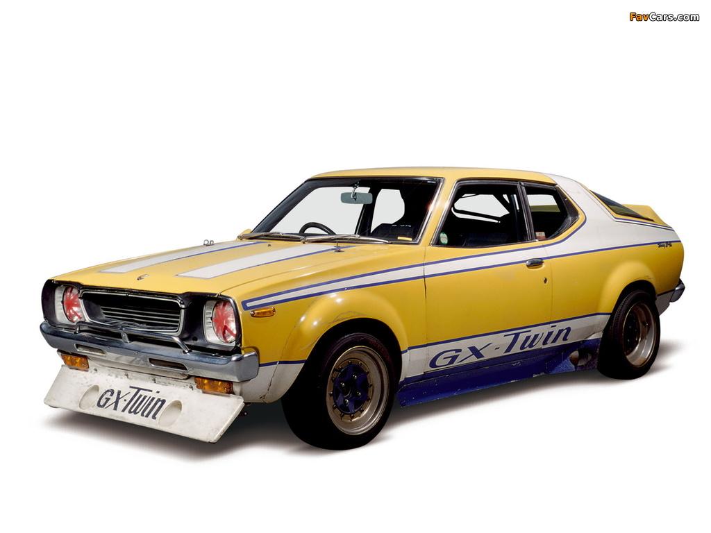 Photos of Nissan Cherry GX-Twin (F10) 1976 (1024 x 768)