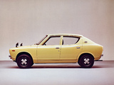 Pictures of Nissan Cherry 4-door Sedan (E10) 1970–74