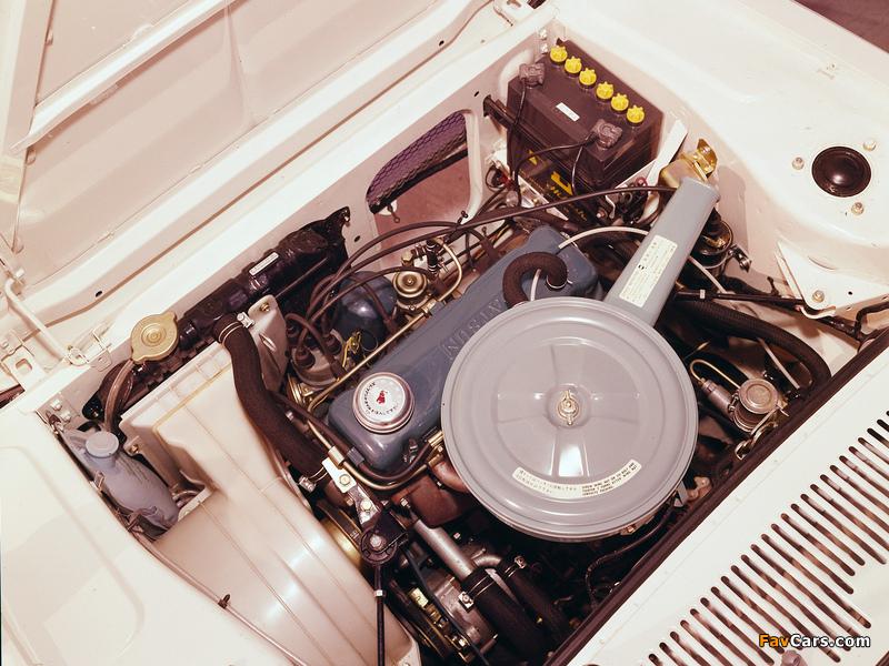 Pictures of Nissan Cherry 4-door Sedan (E10) 1970–74 (800 x 600)