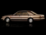 Pictures of Nissan Gloria Cima (FPAY31) 1988–91