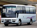 Images of Nissan Civilian Super Limousine (W41) 2008