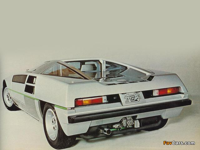 Images of Nissan Dome Zero Prototype 1978 (640 x 480)