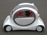 Images of Nissan Pivo Concept 2005
