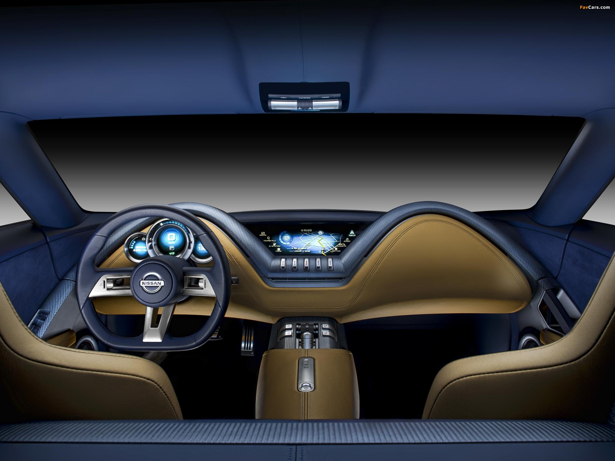 Images of Nissan Esflow Concept 2011 (2048 x 1536)