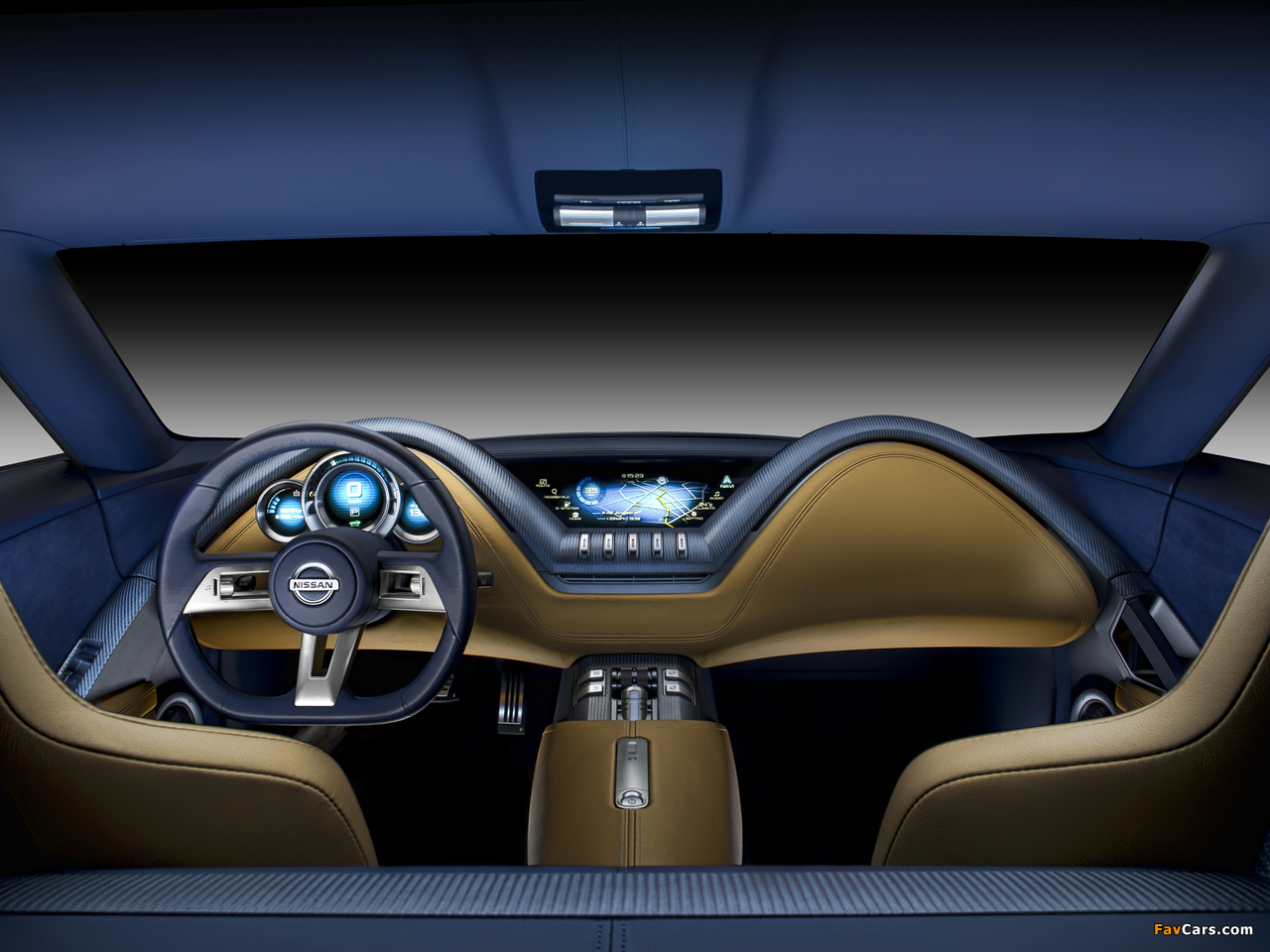Images of Nissan Esflow Concept 2011 (1280 x 960)