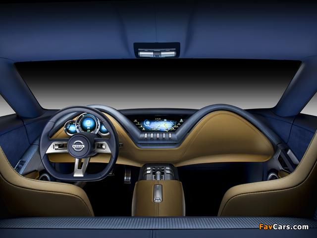 Images of Nissan Esflow Concept 2011 (640 x 480)