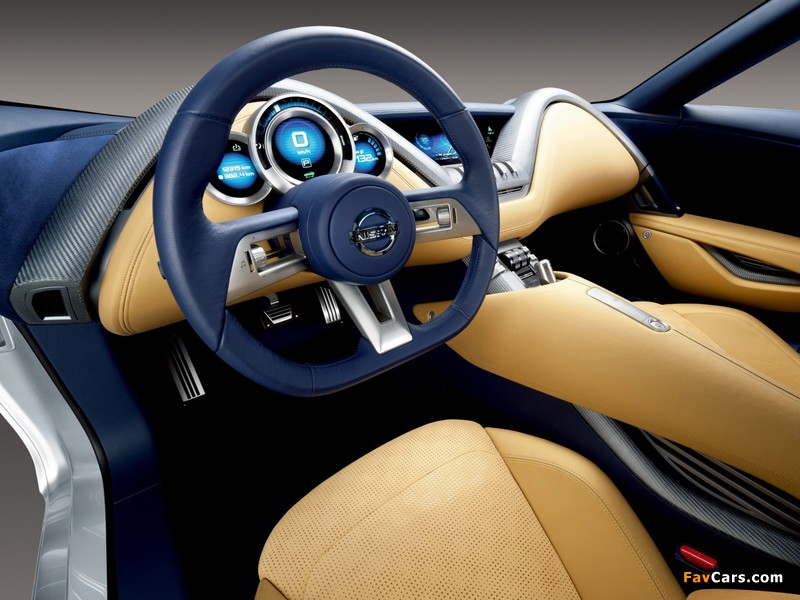 Images of Nissan Esflow Concept 2011 (800 x 600)