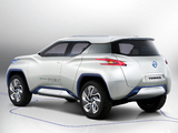 Images of Nissan TeRRA Concept 2012