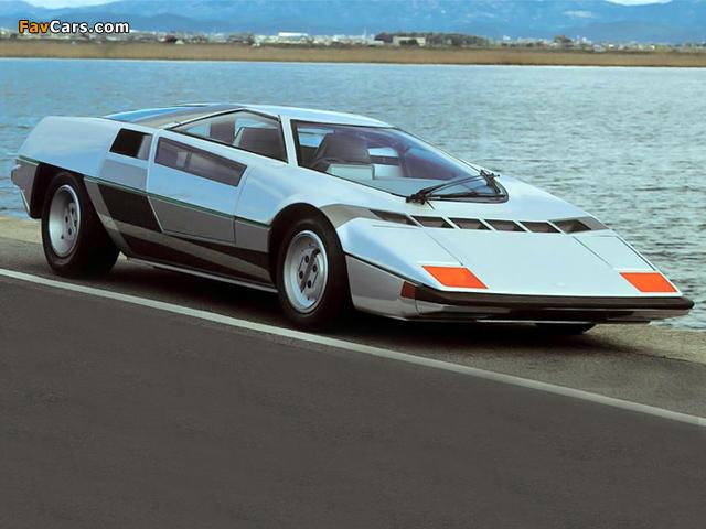 Nissan Dome Zero Prototype 1978 pictures (640 x 480)