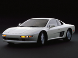 Nissan Mid4 Type II Concept 1987 pictures