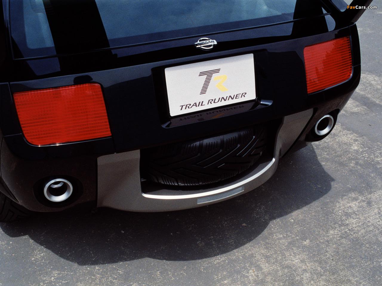 Nissan Trail Runner Concept 1997 photos (1280 x 960)