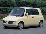 Nissan Axy Concept 1999 photos