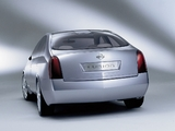 Nissan Fusion Concept 2000 wallpapers