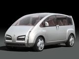 Nissan Kino Concept 2001 images