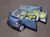 Nissan Ideo Concept 2001 pictures