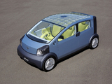Nissan Ideo Concept 2001 wallpapers