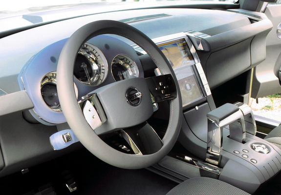 Nissan Crossbow Concept 2001 Wallpapers