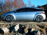 Nissan Evalia Concept 2003 photos