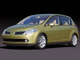 Nissan C-Note Concept 2003 wallpapers