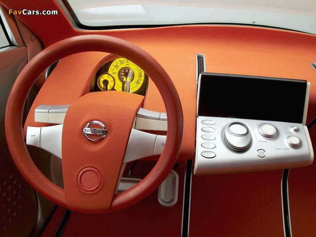 Nissan Actic Concept 2004 wallpapers (640 x 480)