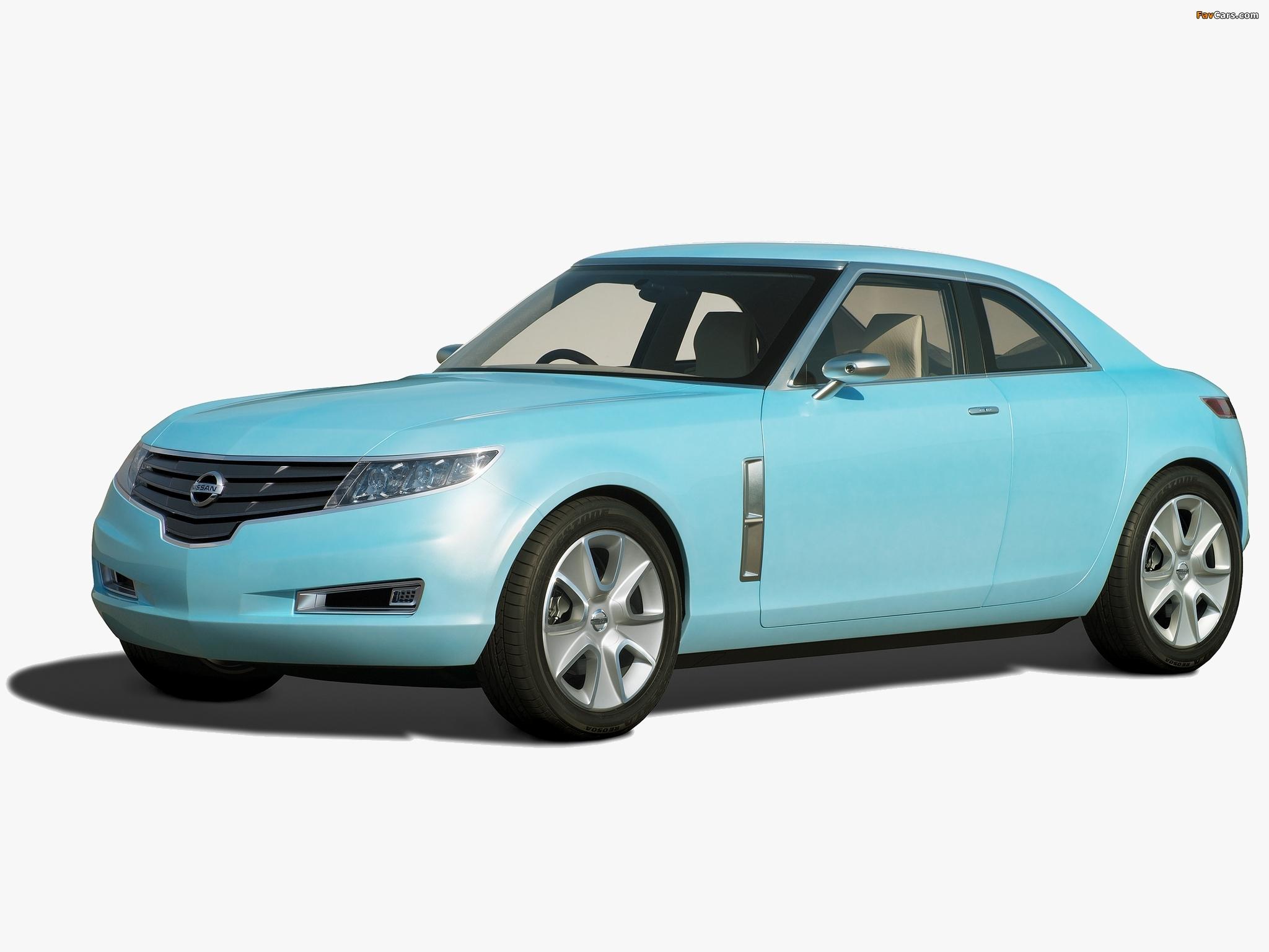 Nissan Foria Concept 2005 images (2048 x 1536)