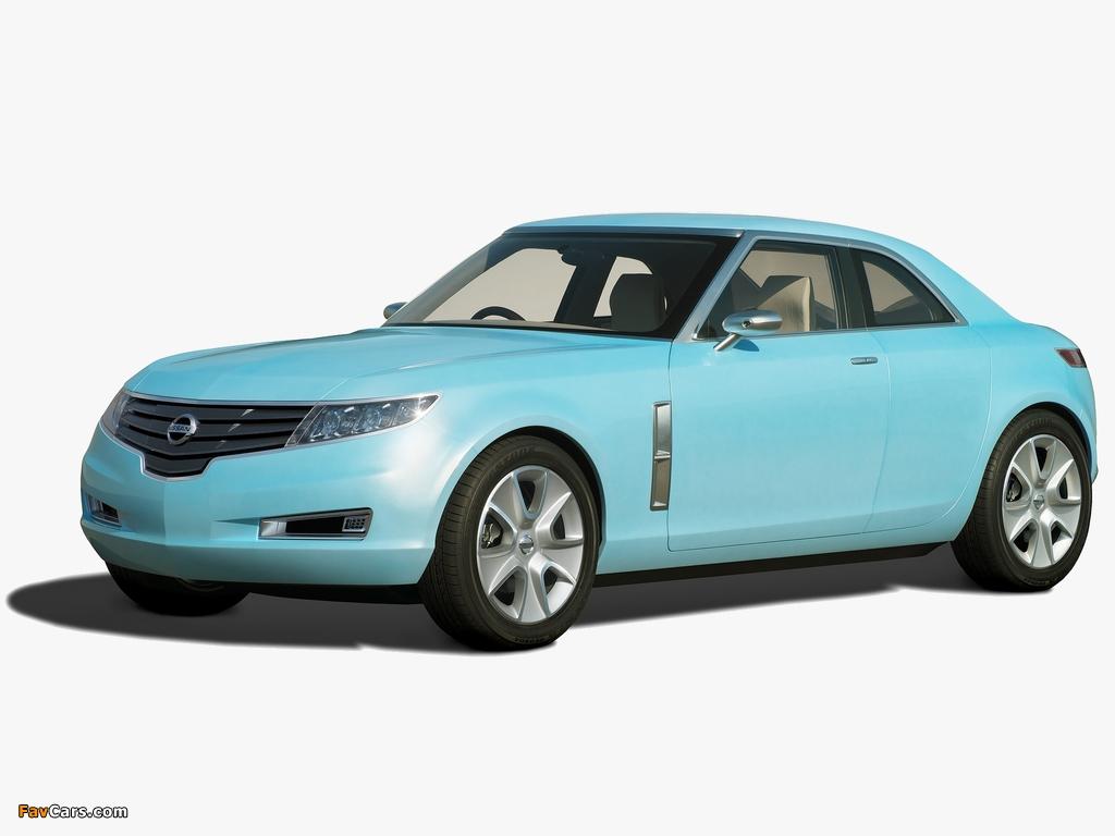 Nissan Foria Concept 2005 images (1024 x 768)