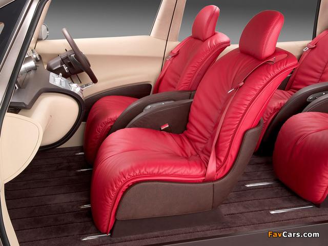 Nissan Amenio Concept 2005 photos (640 x 480)