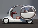 Nissan Pivo Concept 2005 photos