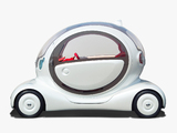 Nissan Pivo Concept 2005 pictures