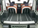 Nissan Zaroot Concept 2005 pictures