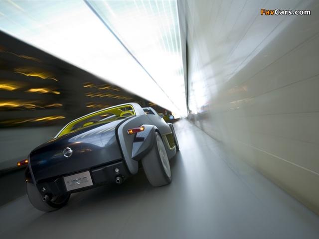 Nissan Urge Concept 2006 photos (640 x 480)