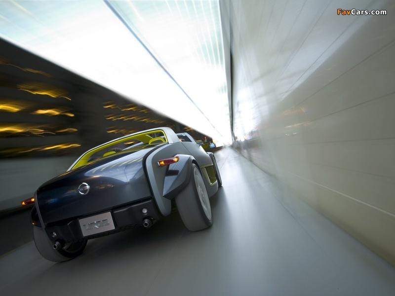 Nissan Urge Concept 2006 photos (800 x 600)