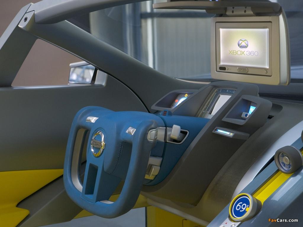 Nissan Urge Concept 2006 pictures (1024 x 768)