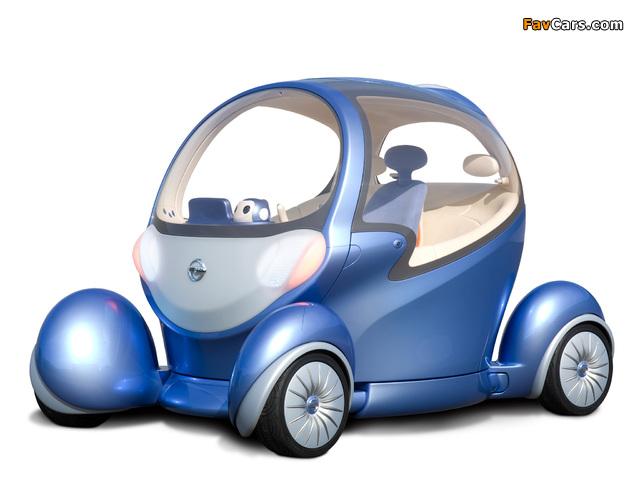 Nissan Pivo 2 Concept 2007 images (640 x 480)