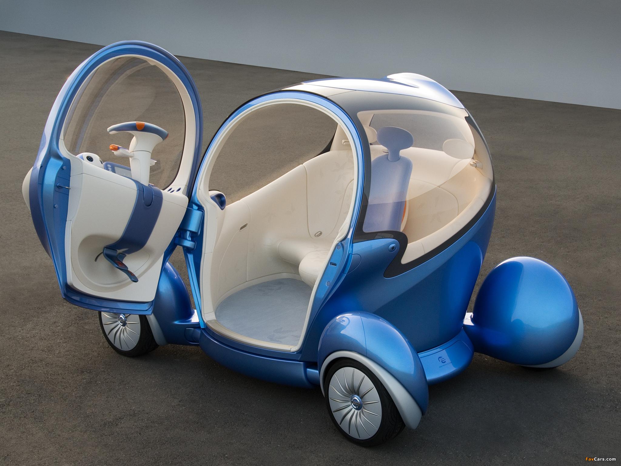 Nissan Pivo 2 Concept 2007 images (2048 x 1536)