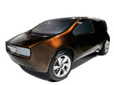 Nissan Bevel Concept 2007 wallpapers
