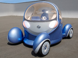 Nissan Pivo 2 Concept 2007 wallpapers
