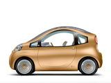 Nissan Nuvu Concept 2008 pictures